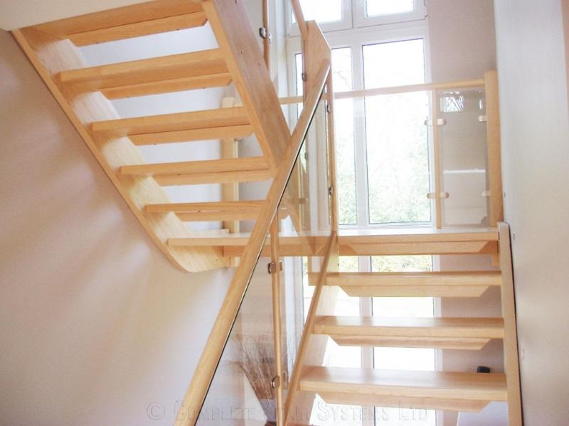 Bespoke Timber Staircase Northern Ireland
